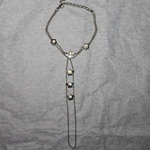 ~ Silver Slave Bracelet/Anklet